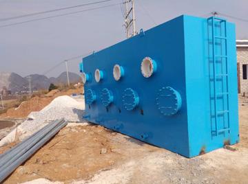 为什么一体化净水设备越用越广泛
