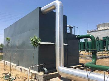 一体化净水处理设备工艺原理是什么?