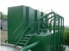 FA一体化净水器工艺原理