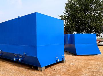 农村一体化净水处理设备