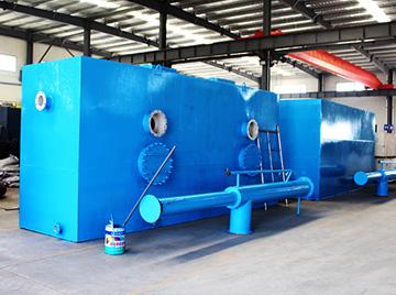 全自动一体化净水处理设备