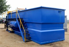 气浮机在养殖污水中的应用